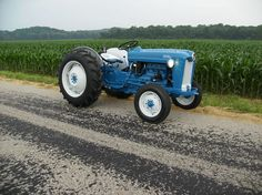 1957 Ford 860 Tractors and Farm Machinery Pinterest