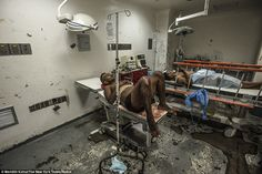 Veja fotos da situação degradante dos hospitais da Venezuela