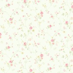 Fabric - Emma - Trail - Pink