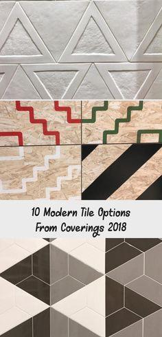 10 Modern Tile Options from Coverings 2018 - Design Milk