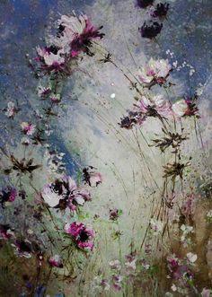 Per la rubricaGiardini d'artistaecco a voiLaurence Amelie è un'artista francese // Green Home  rimarrete affascinati dalla delicatezza dei suoi lavori floreali