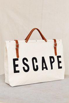 Urban Renewal Forestbound Escape Tote Bag