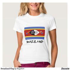 Swaziland Flag Tees