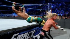 The Showoff looks to send a message to WWE Champion Kofi Kingston ahead of their Steel Cage Match at WWE Stomping Grounds by punishing fellow New Day member Xavier Woods. Zayn, Dolph Ziggler, Marcelo Rodriguez, Xavier Woods, Full Match, Wwe Champions, Wwe News, Wwe Photos, Wwe Superstars