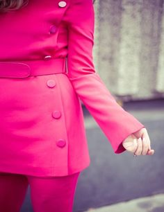 Natasha Pearlman, Deputy Editor:    Gucci trouser suit