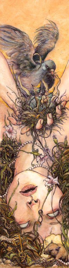 Husk by Jeremy Hush