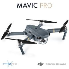 DJI Mavic Pro Drone with 4K HD Camera THIS IS A PRE ORDER DRONE. DJI Mavic Pro wherever you go! The DJI Mavic Pro is a small yet powerful drone that turns the sky into your creative canvas easily and