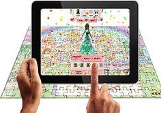 Popar Interactive 3D Puzzle Games {Review & Giveaway ~ US}