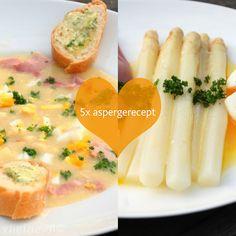 5x aspergerecept - Keuken♥Liefde