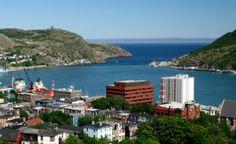 Mini Honeymoon at St. John's, Newfoundland