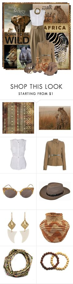 Designer Clothes, Shoes & Bags for Women Out Of Africa, Burberry, Shoe Bag, Clothes For Women, Female, Womens Fashion, Polyvore, Women's Clothing, Stuff To Buy