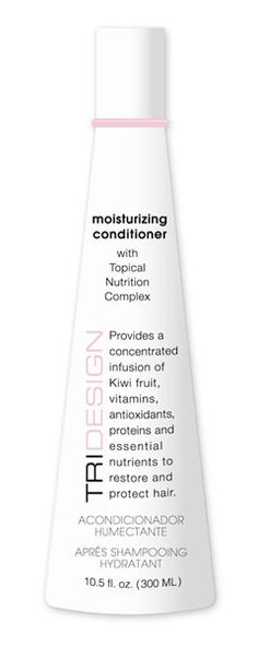 Moisturizing Conditioner - recommended for dry hair.