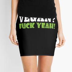 ' Mini Skirt by mikenotis Cheer Skirts, Mini Skirts, Vegan, Printed, Awesome, Shopping, Design, Art, Products