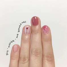 Ideas for nails gel marble water Trendy Nail Art, Cute Nail Art, Cute Nails, Nail Manicure, Diy Nails, Nail Polish, Colorful Nail Designs, Nail Art Designs, Uñas Diy