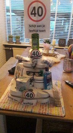 Schijt aan je leeftijd-taart