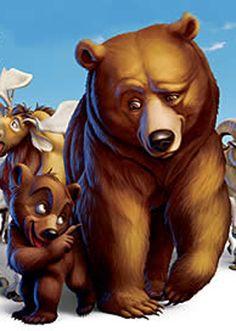 Guía didáctica de la película de animación 'Hermano oso'