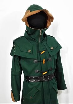 Orion The Hunter Knight Hoodie Coat by MagicShadow on Etsy