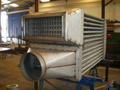 Disco Abrasivo, Grain Dryer, Heat Exchanger, Boiler, Energy Efficiency, Welding, Pipes, Water, Cleaning