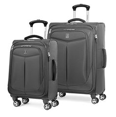 Travelpro Inflight 2 Piece Spinner Luggage Set >>> Don't get left behind, see this great outdoor item : Travel luggage Luggage Brands, Luggage Store, Luggage Online, Best Carry On Luggage, Travel Luggage, Lightweight Luggage Sets, Spinner Suitcase, Best Deals Online