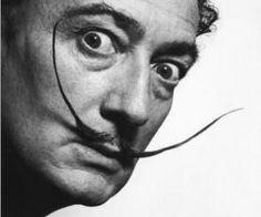 Salvador Dali, Catalonia's famous son.