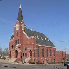 Augustana Lutheran Church (Sioux City, Iowa) -