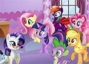 My little pony Halloween party