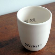 Start off your morning with a bit of caffeine and optimism—what better pairing could there be?