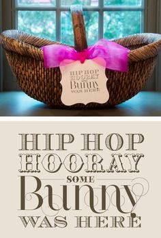 ~ Hip Hop Hooray! 27 kids easter games, colouring sheets and printables