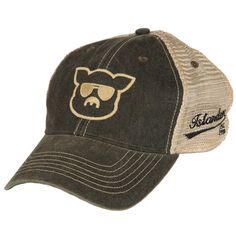 Islanders Men's Pig Trucker Hat
