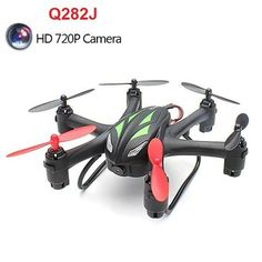 Q282J Hexacopter Drone with HD Camera