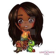 Gamer Girl by lovenotestudios