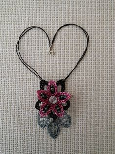 Inspired by the Rowena necklace kit produced by @spellboundbead I love bold colours and just had to make this in my favourite colour delica bead!