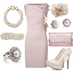 Mother Of The Bride, created by mom23jmc.polyvore.com. What I see me wearing to my daughter's wedding.