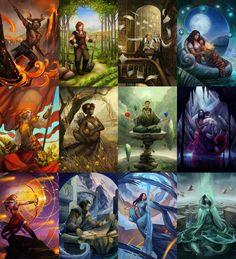 Zodiaco Mitologico / Mythology Zodiac