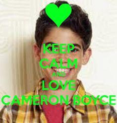 I do love Cameron Boyce Keep Calm And Love, Do Love, Cameron Boyce Abs, Keep Calm Wallpaper, Divas, Ariana Grande Cute, Keep Calm Quotes, Disney Descendants, Child Actors