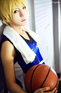 Ryota Kise (Kuroko no basketball)