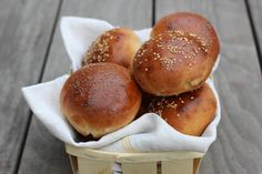Yummix ! Petits pains à burger briochés façon Blend au Thermomix