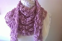 Crochet Shawl, Shawls, Fashion, Moda, La Mode, Fasion, Crochet Scarfs, Fashion Models, Trendy Fashion