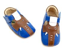 Elephant Baby Shoes | Livie & Luca | Summer 2012 born direct  £24