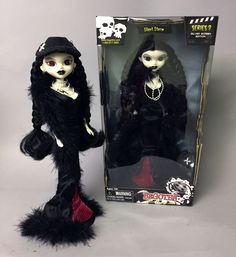 begoths Silent Storm 12 inch doll #BeGoths #DollswithClothingAccessories