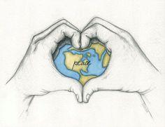 Peace On Earth (Kristin Dudish)