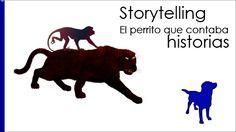 Storytelling El perrito que contaba historias / Tarjeta Cuento / Artículo completo en: http://sharingideas-josecavd.blogspot.com.es/2017/06/storytelling-el-perrito-que-contaba-historias-cuentos-para-ceos.html