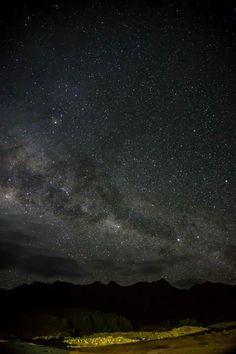 Night sky. Mérida, Venezuela