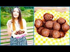 Cómo hacer bombones Ferrero Rocher Fácil caseros http://ini.es/1w2Uw6d #CómoHacerBombones