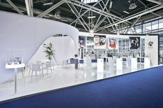 Barex Italiana stand at Cosmoprof by Act Events, Bologna – Italy » Retail Design Blog