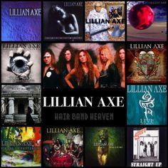 Lillian Axe-Album Catalog..........