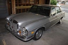 eBay: Mercedes-Benz: 200-Series 280SEL Barn Find, Abandoned by Prior Owner, No Title, Restoration… #classiccars #cars usdeals.rssdata.net