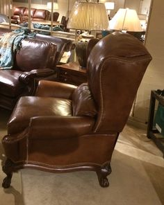 Hancock Moore Weymuth Recliner Home Decor Furniture Living Room