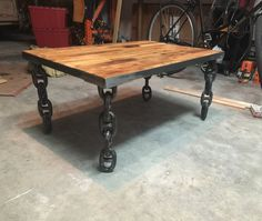 Hey, I found this really awesome Etsy listing at https://www.etsy.com/listing/258413126/coffee-table-industrial-salvage-anchor