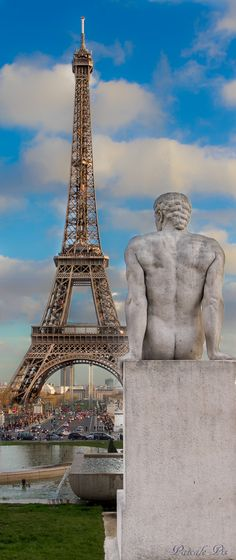 When you study abroad in London with CAPA International Education, you'll have the opportunity to take the Eurostar on a weekend trip to see the Eiffel Tower, and all the rest that Paris has to offer! http://www.capa.org/london